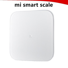 Mi Smart Body Fat Scale With Mifit APP & Body Composition Monitor With Hidden LED Display And Big Feet Pad Weighing Scale