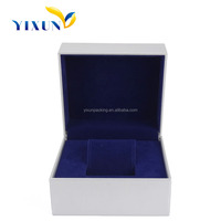 High End White Paper Cover Plastic Fashion Luxury Box Watch