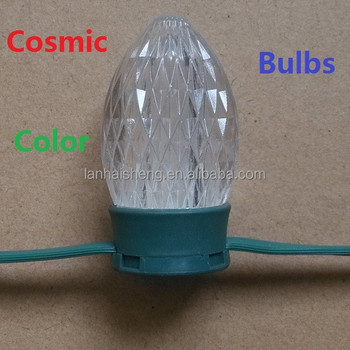 DC5V/DC12V Cosmic Color Bulbs
