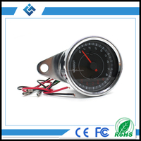 High Quality Blue LCD Backlight Inductance Truck Tachometer