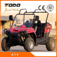 ECE shift drive ATV 250cc electric four wheel motorcycle for sale