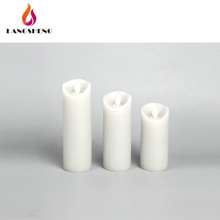 High quality low temperature candle
