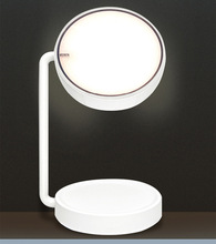Amazon hot sell Touch Dimmable Led Makeup Mirror Lighted Led Vanity Mirror Bathroom LED cosmetic mirror with led light bathroom