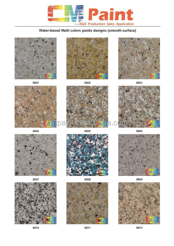 House faux granite finish exterior stone texture wall paint