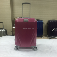 high quality abs +pc aluminum frame luggage