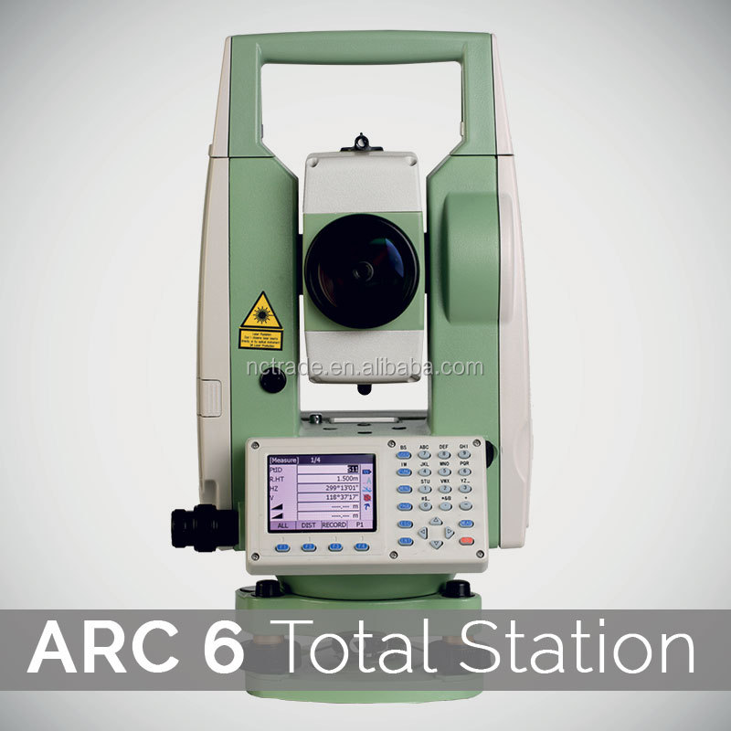 Good quality best price Sanding Arc 6 total station price