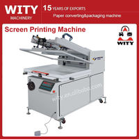 WPKB Series Microcomputer Screen Printing Machine