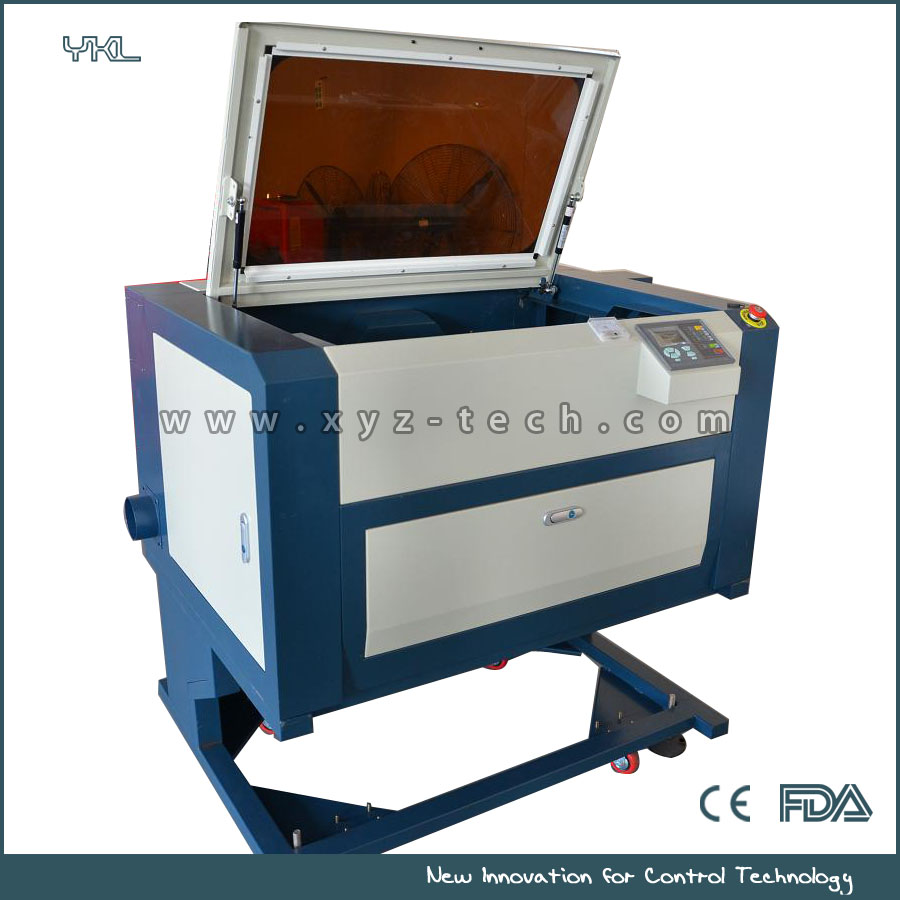 Good character Laser engraving and cutting machine water cooling YKL-3040