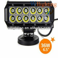 New type 36W LED light bars/4x4 Offroad Working lamp WL8024-36