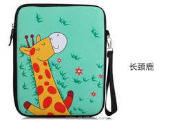 For ipad mini bag with full body with waterproof neoprene bag