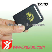Xexun Factory TK102-2 gps tracker google maps for kids Panic button personal gps tracker for alzheimer