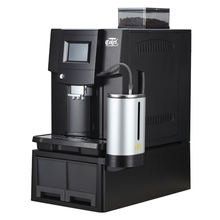 TOP!! steel cappuccino espresso coffee vending small household coffee maker