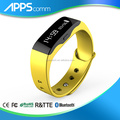 Smart Watch Activity tracker with activity + sleep + notification function