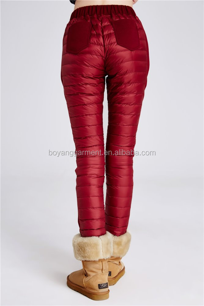 winter clothing/pants for woman