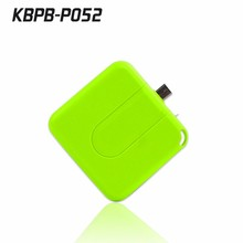 Kingberry Battery Pack 1000 mAh Disposable One-Time Use Emergency Charger Mini Power Bank