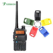 High Quality Silicon Rubber Case for Baofeng UV-5R Two Way Radio Shell