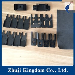 Plastic corner protector for sliding window, Injection molding plastic part , Hardware plastic accessories