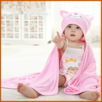 Wholesale cheap Bamboo Baby Hooded Blanket Babies Product