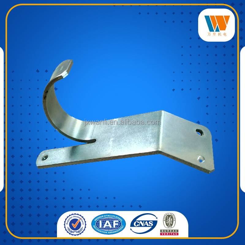 customized metal hanging brackets hook parts galvanized
