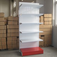 Hot Sell Supermarket Shelf European System Shelf/CE and ISO Approved Supermarket Shelf From YUAN DA Manufacture