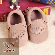 Newborn Boys Girls Leather Soft Sandals baby sock shoes spanish baby shoes