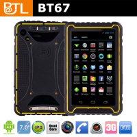 Factory direct sell BATL BT67 SMN365 shockproof waterproof tablet with gps ROM 16G, Marine Construction waterproof dropproof