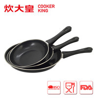New Carbon Steel cookware frying pan CK3-1