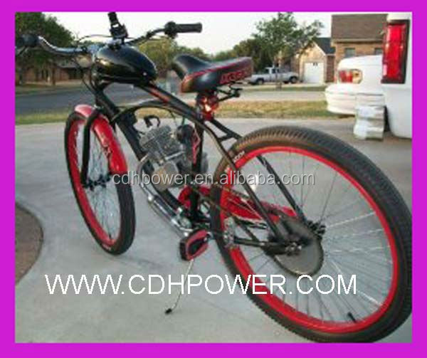 CE Approved 2 Stroke Gas Powered Bicycle Engine Kits/Gas Powered Engine