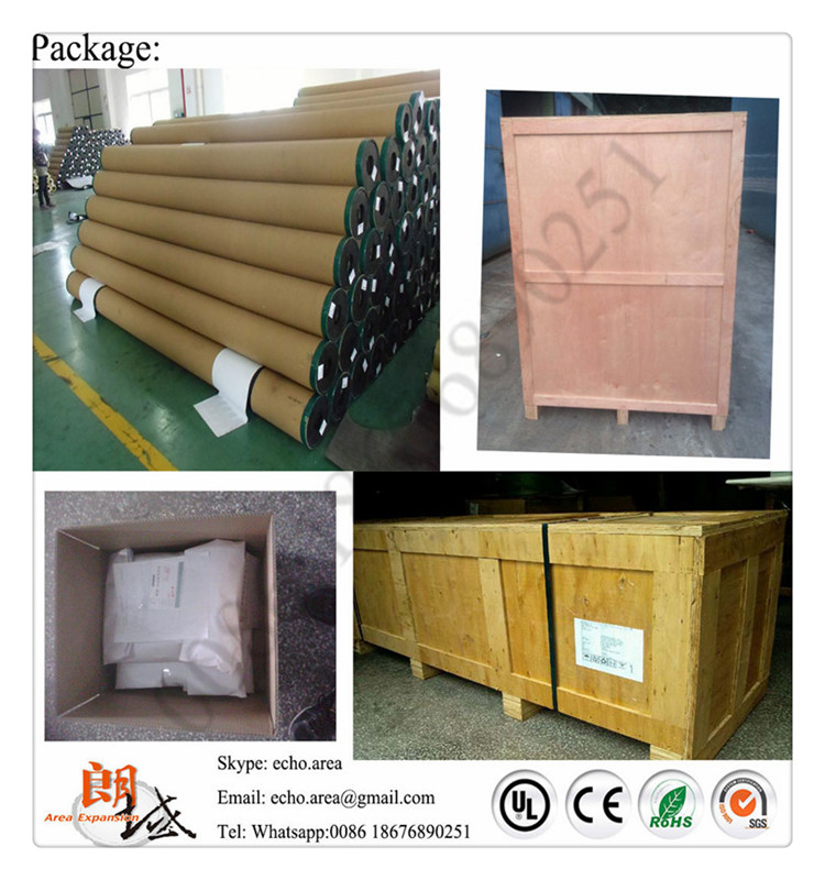 Factory Price Wholesale Top Quality MSD Width 5M Lack /Glossy /Satin / Matt / Translucent Roll Film Warehouse Building Materials