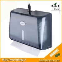Wall mounted stainless steel Z fold paper towel dispensers