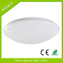 ip65 waterproof surface mounted shower led ceiling light 5 years factory