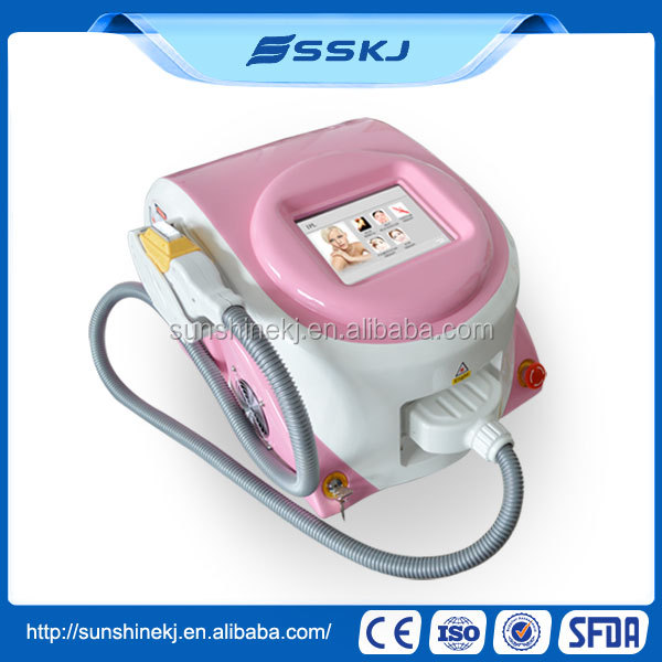 professional personal care equipment ipl skin rejuvenation machine home