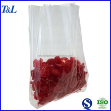 Food grade good quality and cheap factory customized food packaging nylon bag of clear