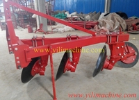 agricultural disc plough