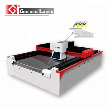 Galvo Laser Perforating Machine for Abrasive Paper