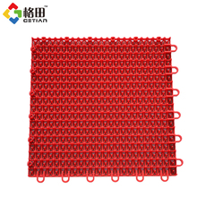 Flexible price pp basketball court plastic grid tiles,modular basketball court interlocking outdoor sports
