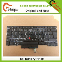 Genuine Original New Czech keyboard for IBM Thinkpad E430 E435 E330 S430 keyboard CZ layout 04Y0161 04W2565