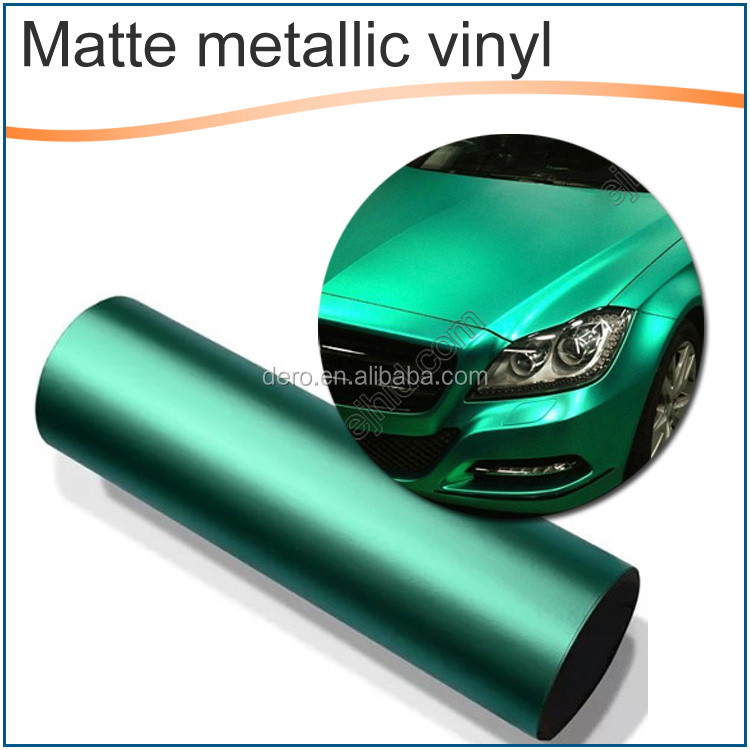 Dero hot sale tiffany blue chrome matte vinyl car wrap with air bubble free