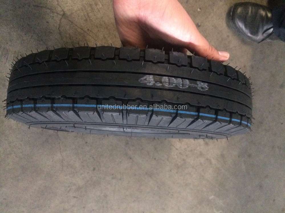 bajaj tricycle tuk tuk spare parts tube tire 400-8 three wheel motorcycles tyre