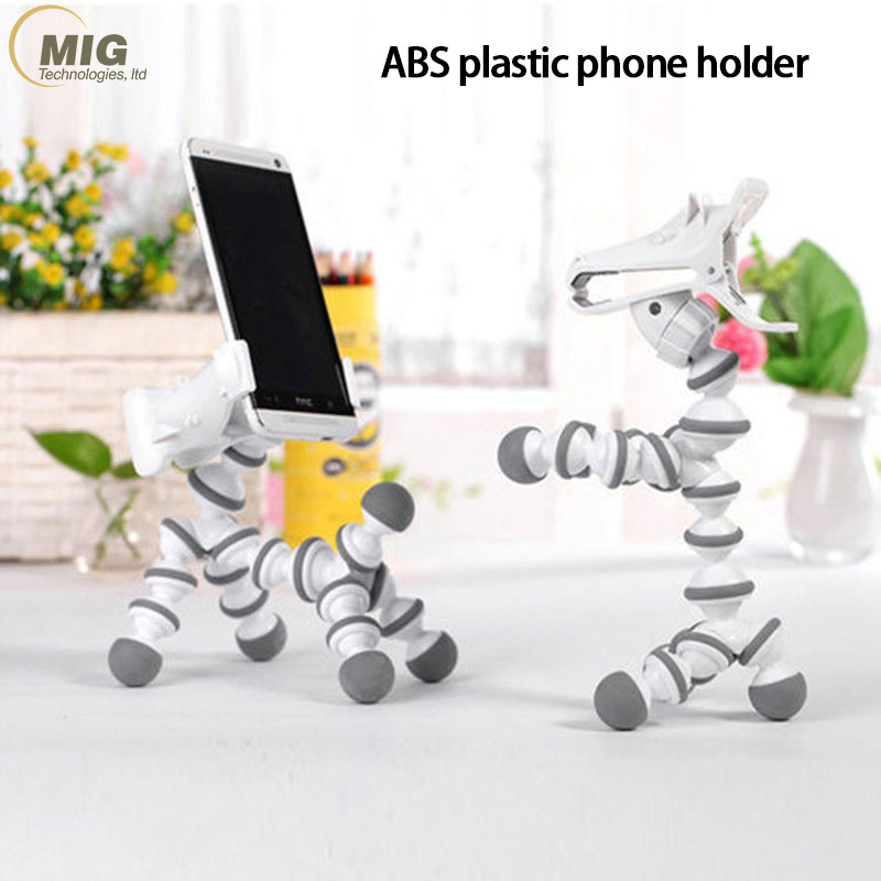 Funny horse foldable phone stand universal cell phone holder for width under 8.5cm smartphone
