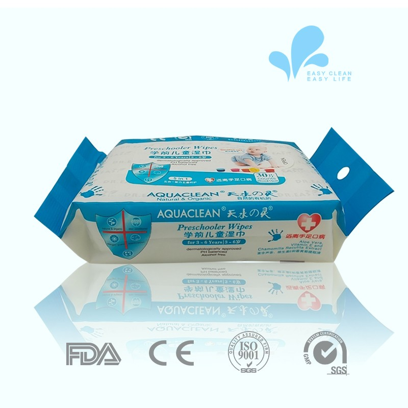 Fast Delivery Competitive Price High Quality Handy Wet Wipe Manufacturer from China