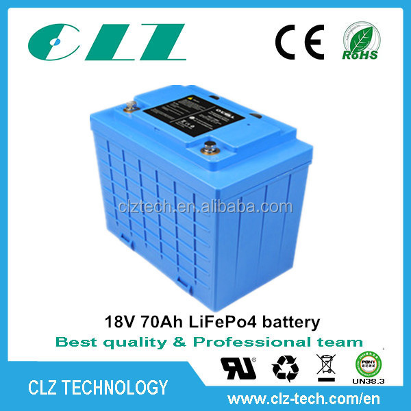 lithium12V 110Ah LiFePO4 battery for yachts/sail boats, Electric bike with BMS