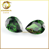 wuzhou zircon suppliers green raw diamonds rough diamonds for gift