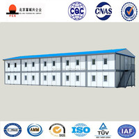 High Quality Fast Building Assembled Flatpack Office Container with Price