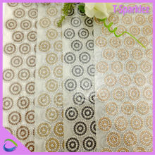 HOT SELLING 5 circle round rhinestone sheet for pakistan reseller