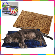 Hot sale machine washable thermal self-heating cat mat