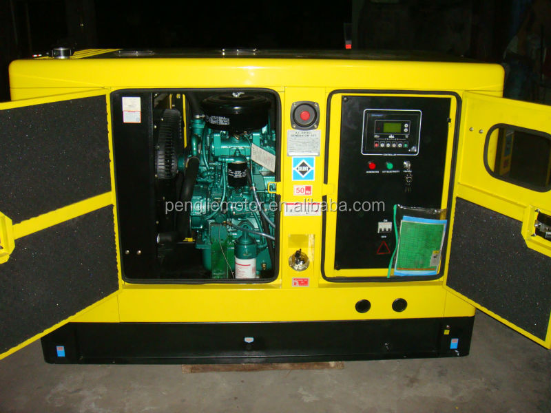 Pengjie good price generators 20KVA 100% power 50HZ