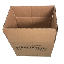 Corrugated shipping carton box. <strong>double</strong> wall corrugated cardboard box