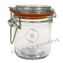 8oz air-tight food container