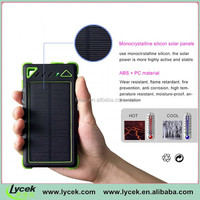 Lycek Dual USB Luggage 8000mahPortable Universal Extra Battery Power Bank Backup Battery
